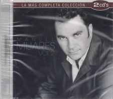 CD - Manuel Mijares NEW La Mas Completa Coleccion 2 CD's ( Vol. 2) FAST SHIPPING