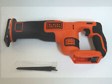 NEW Black & Decker BDCR20B 20V MAX Lithium-Ion Reciprocating Saw with Blade