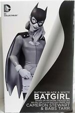Batgirl Batman Black and White Statue Cameron Stewart Babs Tarr DC Collectibles