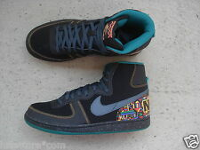 "Nike Air Terminator High 44 ""Urban Jungle"" Black/Mystic Green/Dark Grey magnético"