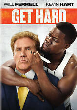 Get Hard (DVD, 2015, Includes Digital Copy UltraViolet)
