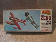 Jo-Han A6 M 2 Zero Carrier Fighter Zeke or Floatplane Fighter Rufe Kit    (CA 3)