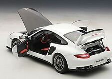 Autoart PORSCHE 911 997 GT2 RS WHITE 1/18 Scale. New Release!