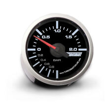 Turbosmart 52mm Mechanical Boost Gauge 0 - 2 BAR