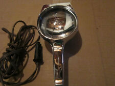 Vintage 1960's Late 1950's GE Handheld Spotlight Dodge Plymouth Chevrolet Ford