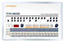 ROLAND TR 909 FRIDGE MAGNET IMAN NEVERA