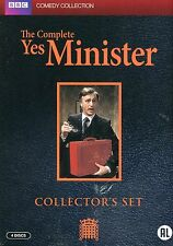 Yes Minister : The complete Yes Minister collector's set (4 DVD)