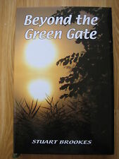 Signed BEYOND THE GREEN GATE Carp Fishing Book LIMITED EDITION Stuart Brookes
