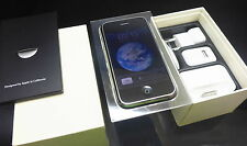Demo NR: 98 Apple iPhone 2g 4gb 1. generazione in bianco demo OVP 1g 1st selteh
