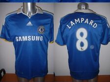 Chelsea Shirt Adidas Jersey Boys Youth L Football Soccer Frank Lampard England