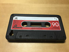 Used - Cover Carcasa for APPLE iPhone 4 or 4S - Black Negra - Cassette