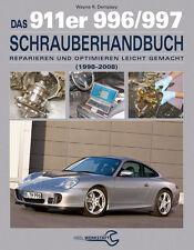 PORSCHE 911ER 996/997 SCHRAUBERHANDBUCH REPARATURANLEITUNG REPARIEREN TUNEN