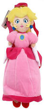 "Back Pack Nintendo 16"" Princess Peach Plush"