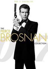 007: The Pierce Brosnan Collection (DVD, 2015, 4-Disc Set) NEW