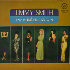 "JIMMY SMITH - ANY NUMBER CAN WIN  LP 12"" (R919)"