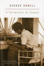 A Collection of Essays by George Orwell (1970, Paperback, Reprint) 1984