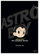 Astro Boy Complete Series DVD Set Anime Animated Collection TV Show Episodes Box