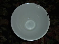 Enamelware frogs enamel bowl country cottage tropical frog ceral or soup GUC