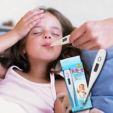 Niño bebé Adulto  Termómetro Digital LCD Medico Medir Temperatura Corporal