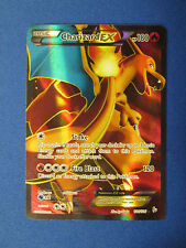 Pokemon TCG - Flashfire - 1x Full Art Charizard EX  100/106