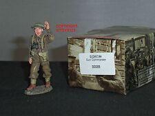 KING And Country dd205 d.day44 British PISTOLA COMANDANTE metallo giocattolo soldato figura