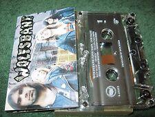 Wolfsbane - Live Fast Die Fast (cassette) x- iron maiden