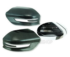 Kevlar Side Indicator Lamp Mirror Cover Toyota Fortuner Suv Prerunner 4x2 4x4