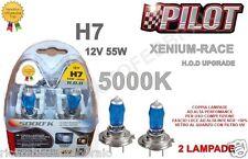 Lampade H7 XENIUM-RACE H.O.D. +50% Luce Bianca 5000K LAMPA 58179 BMW X3 04