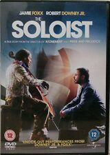 The Soloist (DVD, 2010) STARRING JAMIE FOXX & ROBERT DOWNEY JR