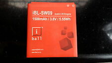 iBL-SW09 BATTERY For iBall Andi 4.5 M Enigma Mobile With 1500 mAh with VAT bill