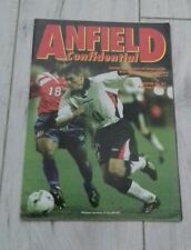 402) Anfield Confidential magazine issue 21 with poster