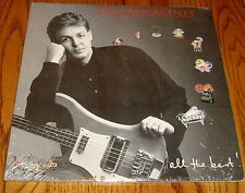PAUL McCARTNEY ALL THE BEST ORIGINAL FIRST PRESS DOUBLE LP STILL IN SHRINK 1987