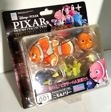 Finding Nemo: Nemo & Dory Kaiyodo Revoltech Pixar Collection Figure 001