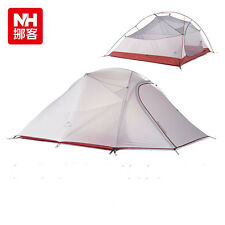 Naturehike Outdoor Ultralight 3 Person 20D Silicone Double-layer Camping Tent