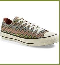 NEW SHOES SNEAKER CONVERSE MISSONI ALL STAR MEN WOMEN CHEVRON ZIG ZAG 7.5 9.5 41
