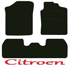 Citroen Berlingo Multispace DELUXE QUALITY Tailored mats 2002 2003 2004 2005 200