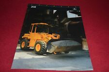 John Deere 244E Loader Dealer's Brochure DCPA6