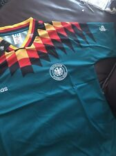 West Germany 1994 Away Shirt Large Deutschland World Cup Amazing Quality