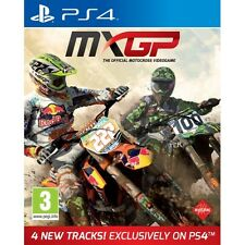 Mxgp the official motocross jeu PS4 game brand new