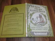 Else Holmelund Minarik / Maurice Sendak -- Ein KUSS für den KLEINEN BÄREN / 1986