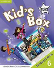 Kid's Box American English Level 6 Student's Book: Student's book 6 by...