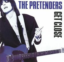 NEW CD Album The Pretenders - Get Close (Mini LP Style Card Case)