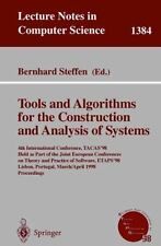 Tools and Algorithms for the Construction and Analysis of Systems: 4th-ExLibrary