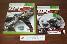 **Ships Fast** UFC Undisputed 3 (Microsoft Xbox 360, 2012)