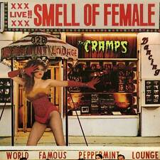 The Cramps Smell of Female COLOR VINYL LP Record official reissue xtra song NEW!