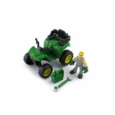 John Deere Gear Force Off-Road ATV Playset 46339