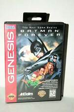 BATMAN FOREVER GIOCO USATO SEGA GENESIS EDIZIONE AMERICANA FR1 38767