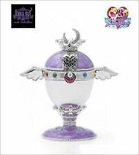 2017 ISETAN Sailor Moon x ANNA SUI Rainbow Moon Chalice Jewelry Box & Ring F/S