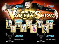 50% OFF V-The Ultimate Variety Show Las Vegas $35 TICKETS DISCOUNT PROMO OFFER