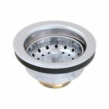 Eastman 30002 Sink Strainer Heavy Pattern Brass Body